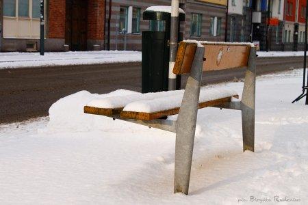 Snow sofa