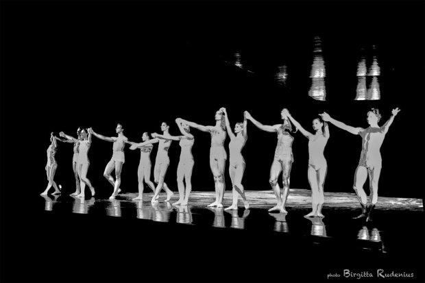 5 dances Erkel theatre