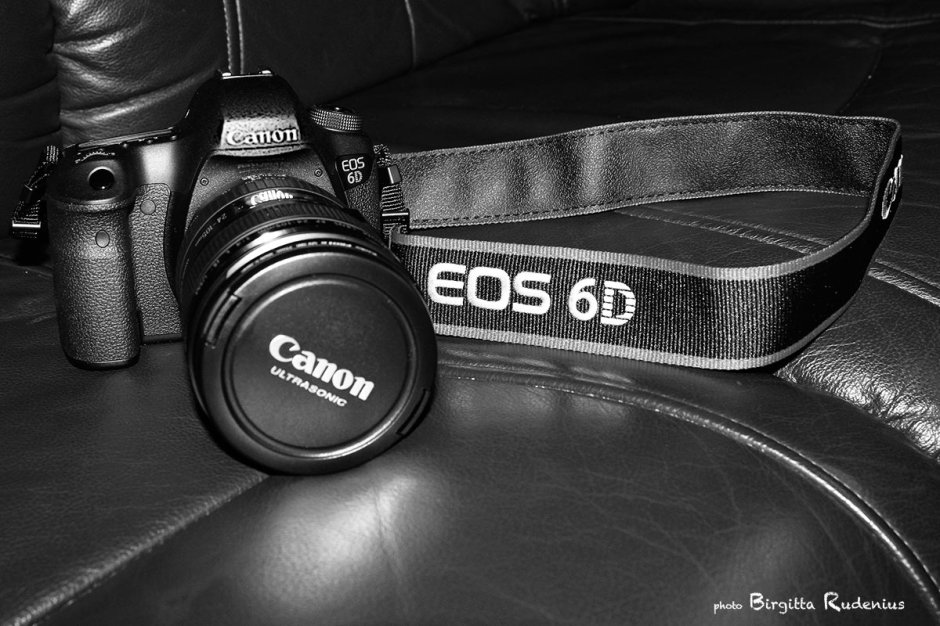 My Canon EOS 6D - My best friend!