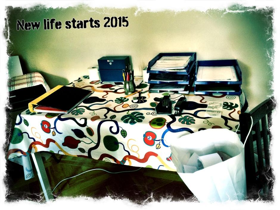 New Life 2015!