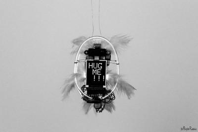 BW - Hug me !!!