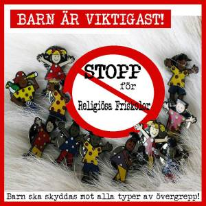 STOPP för religiösa friskolor