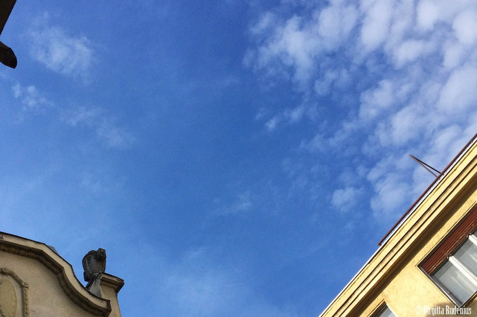 Sky today