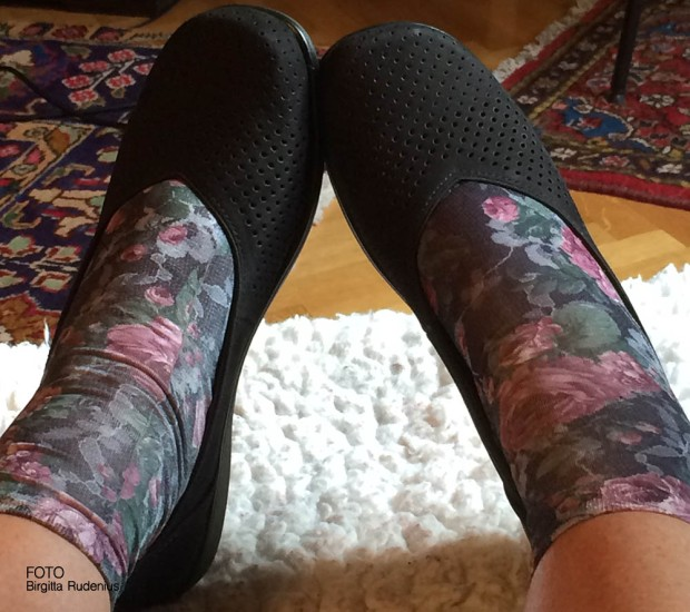 Nya skor - För små förståss!!!