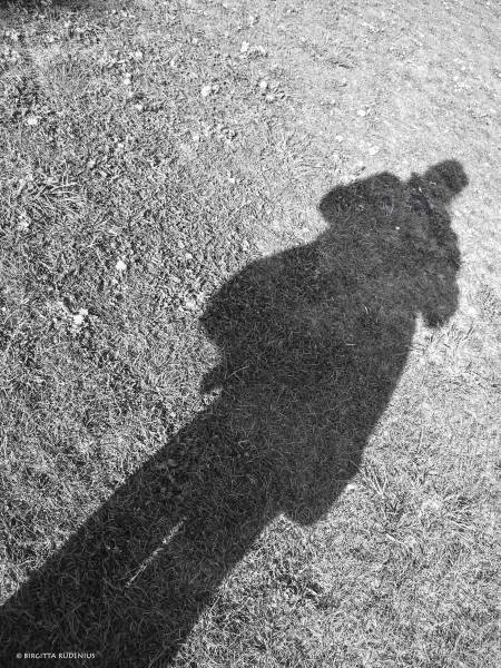 The Shadow of me.