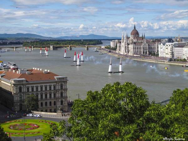 Budapest Airrace