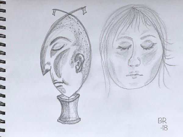 Sketch - Genusforskningens Ansikten.