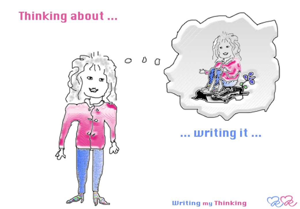 Writing my Thinking.