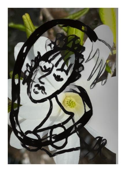 Hug & Flower © Birgitta Rudenius